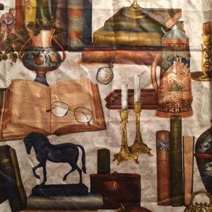 Vintage Kravet Library Fabric
